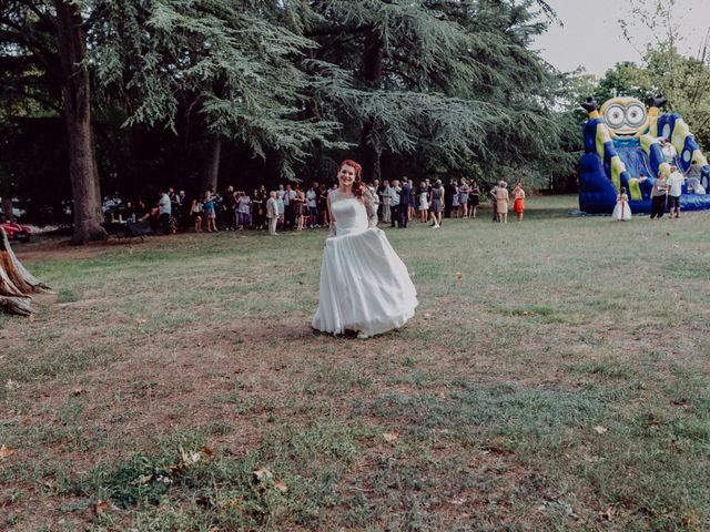 Le mariage de Christophe et Anthéa à Saint-Martin-la-Plaine, Loire 62