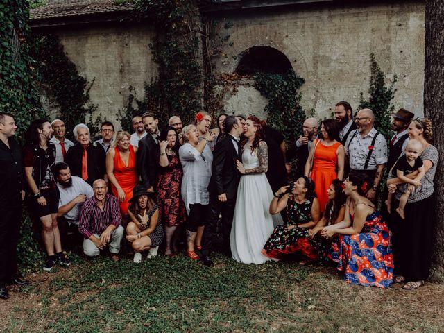 Le mariage de Christophe et Anthéa à Saint-Martin-la-Plaine, Loire 66