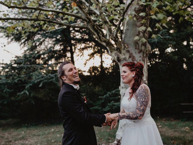 Le mariage de Christophe et Anthéa à Saint-Martin-la-Plaine, Loire 72