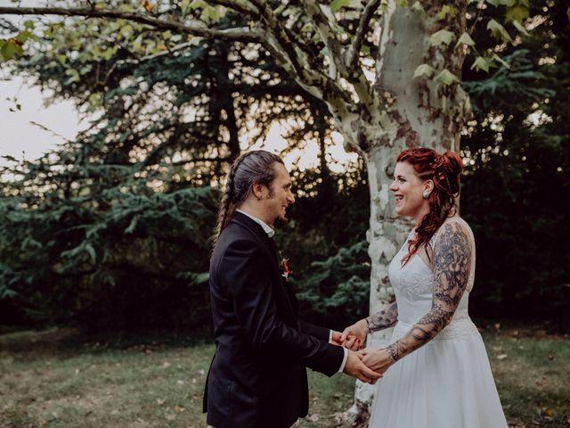 Le mariage de Christophe et Anthéa à Saint-Martin-la-Plaine, Loire 73