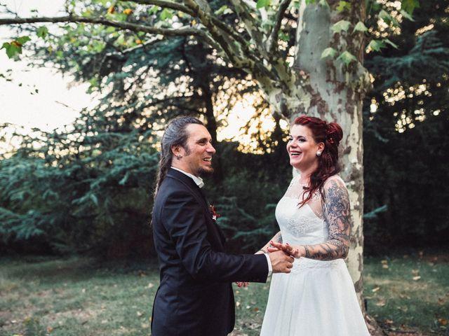 Le mariage de Christophe et Anthéa à Saint-Martin-la-Plaine, Loire 74