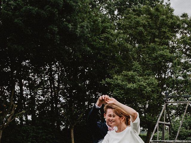 Le mariage de Romain et Agathe à Bouvines, Nord 24