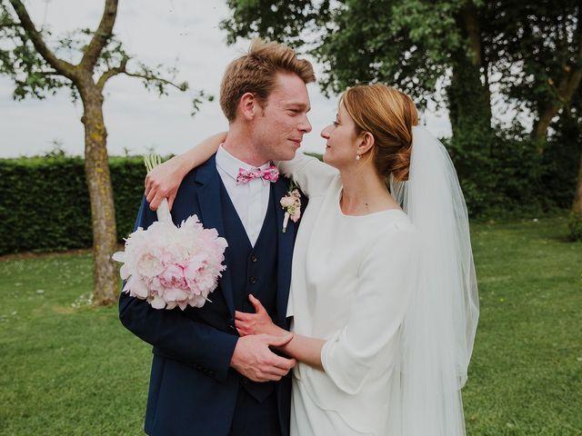 Le mariage de Agathe et Romain