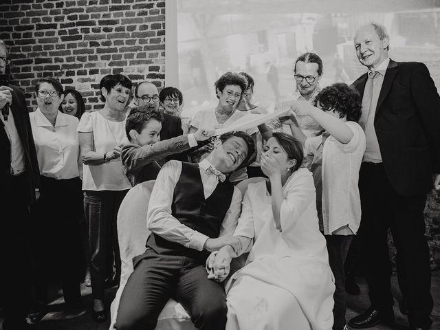 Le mariage de Romain et Agathe à Bouvines, Nord 33