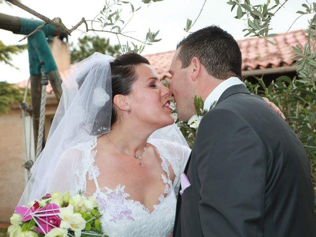 Le mariage de Florent et Julie à Mouriès, Bouches-du-Rhône 2