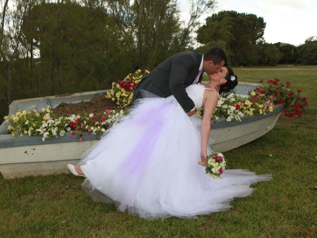 Le mariage de Florent et Julie à Mouriès, Bouches-du-Rhône 12