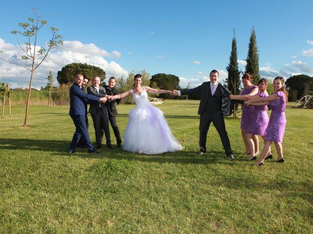 Le mariage de Florent et Julie à Mouriès, Bouches-du-Rhône 16
