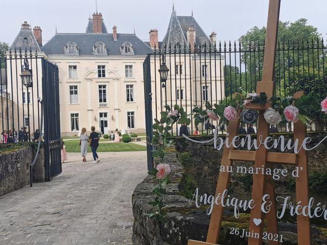 Le mariage de Fred et Angy  à Cerny, Essonne 1