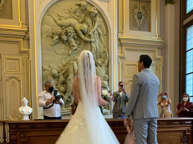 Le mariage de Fred et Angy  à Cerny, Essonne 5