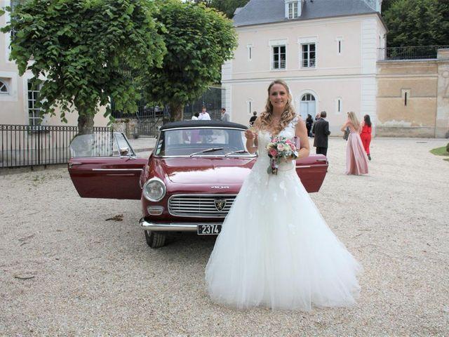 Le mariage de Fred et Angy  à Cerny, Essonne 2