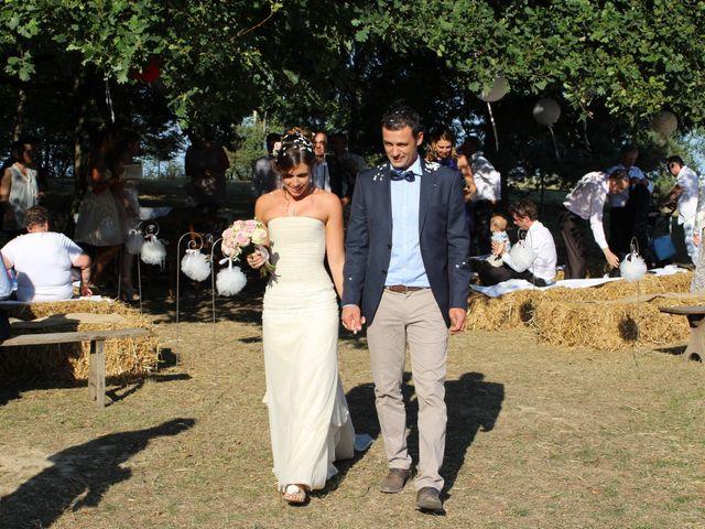 Le mariage de Guerric et Aurélie à Gourzon, Haute-Marne 1