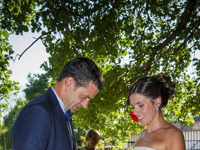 Le mariage de Guerric et Aurélie à Gourzon, Haute-Marne 4