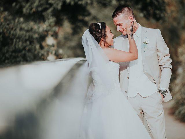Le mariage de Myriam et Maxime