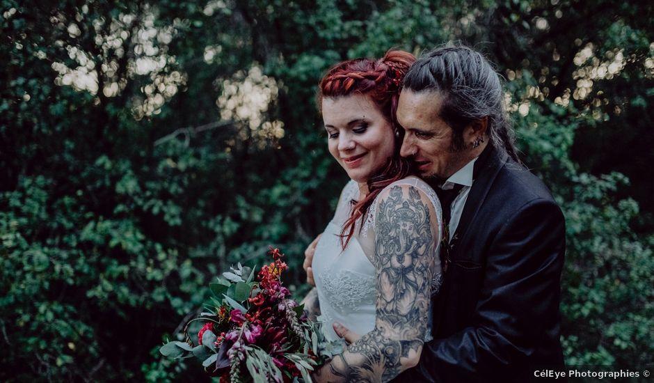 Le mariage de Christophe et Anthéa à Saint-Martin-la-Plaine, Loire