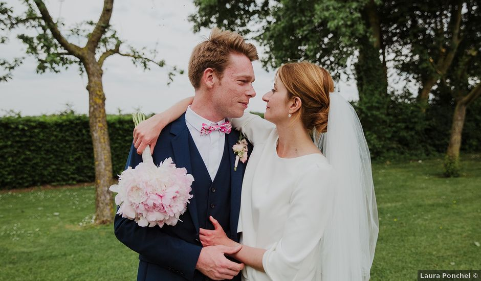 Le mariage de Romain et Agathe à Bouvines, Nord