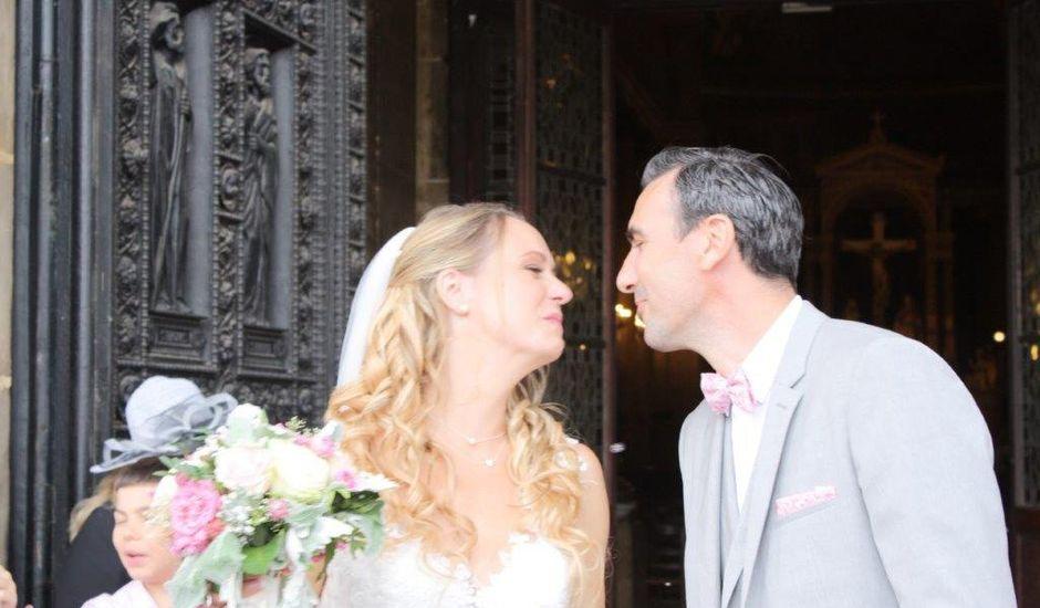 Le mariage de Fred et Angy  à Cerny, Essonne