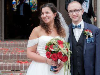 Le mariage de Joy et Sandy