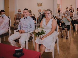 Le mariage de Wendy et Mathieu 1