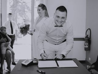 Le mariage de Wendy et Mathieu 2