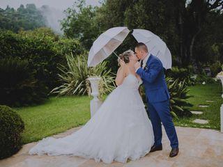 Le mariage de Wendy et Mathieu