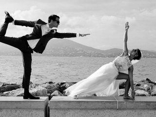 Le mariage de Nicolas et Chrystelle