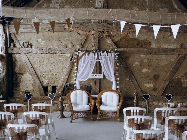Le mariage de Claire et Medhi à Alençon, Orne 9