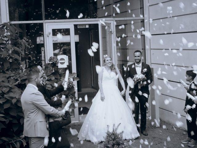 Le mariage de Claire et Medhi à Alençon, Orne 15