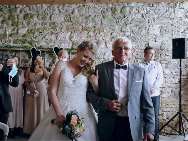 Le mariage de Claire et Medhi à Alençon, Orne 17