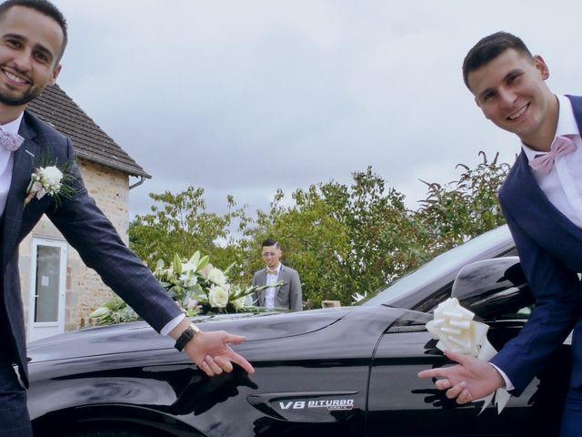 Le mariage de Claire et Medhi à Alençon, Orne 19