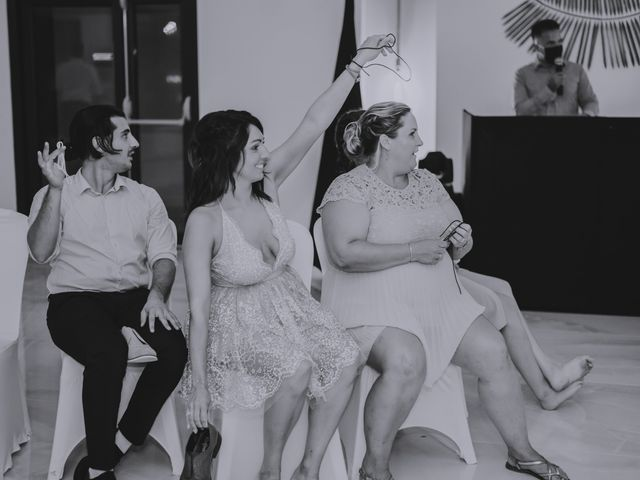Le mariage de Mathieu et Wendy à Nice, Alpes-Maritimes 86