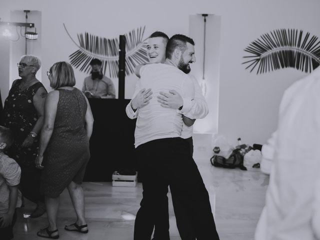 Le mariage de Mathieu et Wendy à Nice, Alpes-Maritimes 111