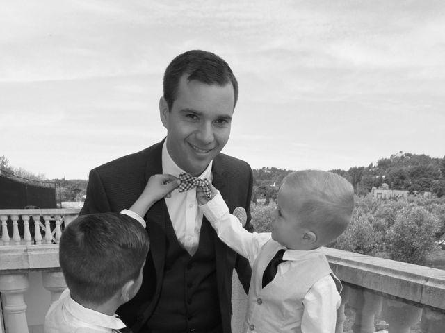 Le mariage de Valentin et Aurélie à Paradou, Bouches-du-Rhône 6