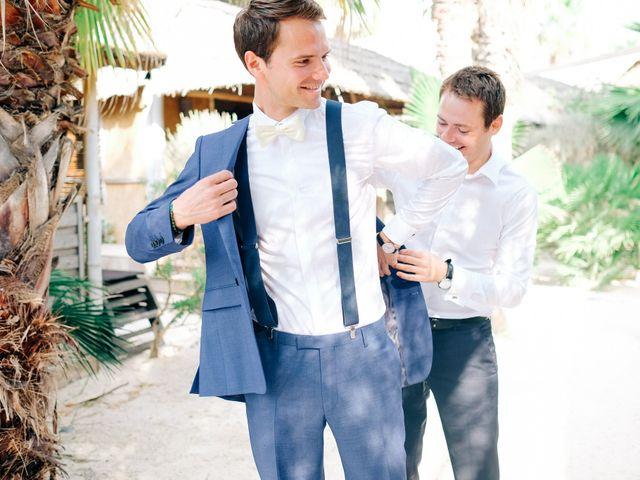 Le mariage de Chrystelle et Nicolas à Saint-Tropez, Var 10