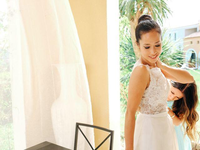 Le mariage de Chrystelle et Nicolas à Saint-Tropez, Var 21