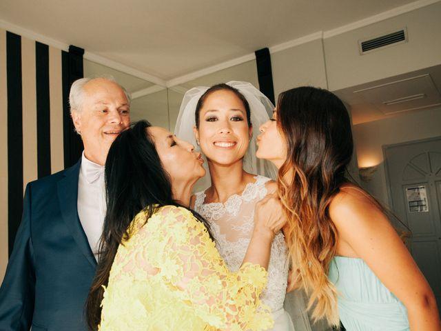 Le mariage de Chrystelle et Nicolas à Saint-Tropez, Var 33