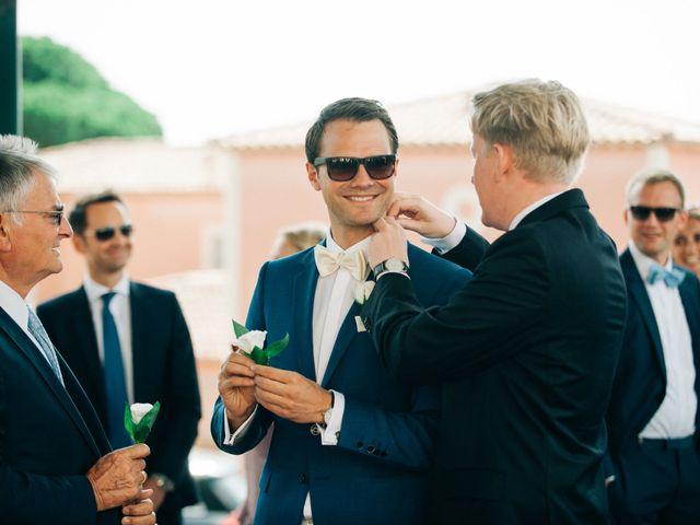 Le mariage de Chrystelle et Nicolas à Saint-Tropez, Var 40