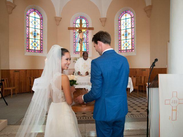 Le mariage de Chrystelle et Nicolas à Saint-Tropez, Var 46