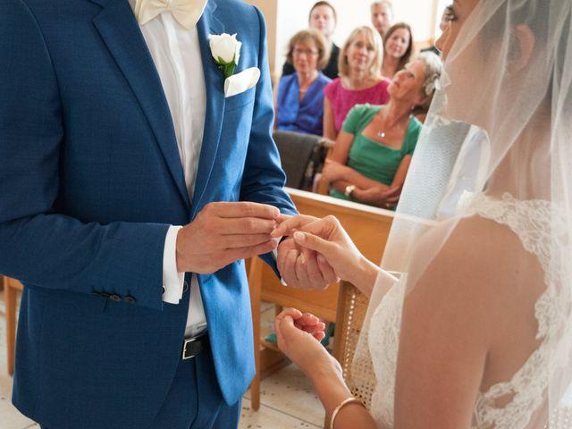 Le mariage de Chrystelle et Nicolas à Saint-Tropez, Var 49