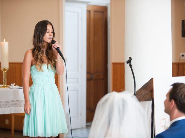 Le mariage de Chrystelle et Nicolas à Saint-Tropez, Var 52