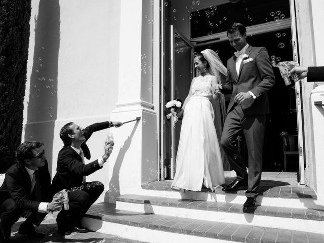 Le mariage de Chrystelle et Nicolas à Saint-Tropez, Var 54