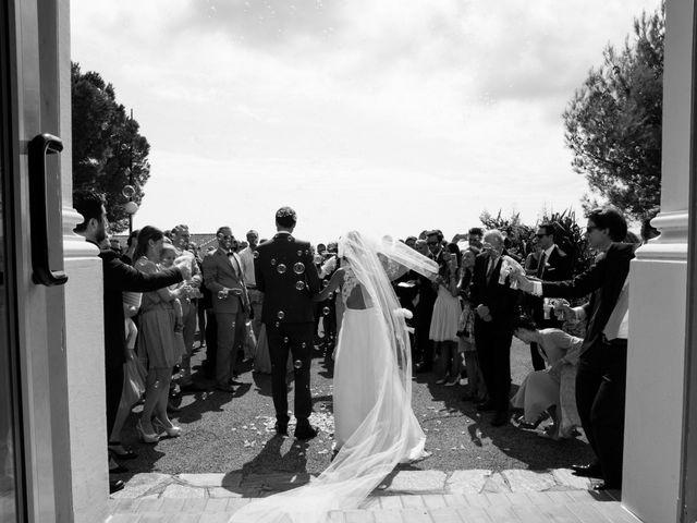 Le mariage de Chrystelle et Nicolas à Saint-Tropez, Var 56