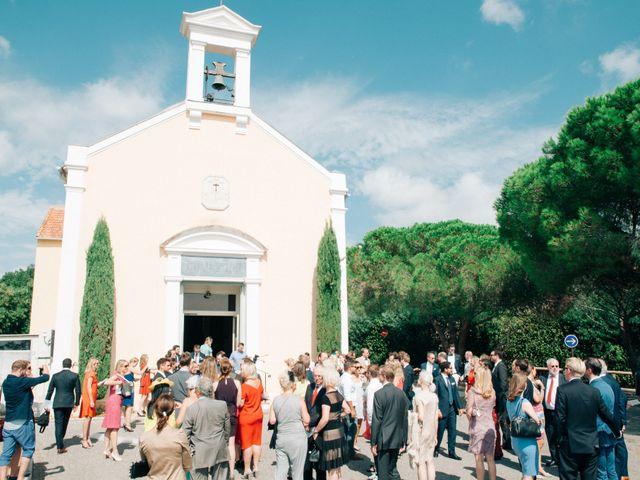 Le mariage de Chrystelle et Nicolas à Saint-Tropez, Var 58