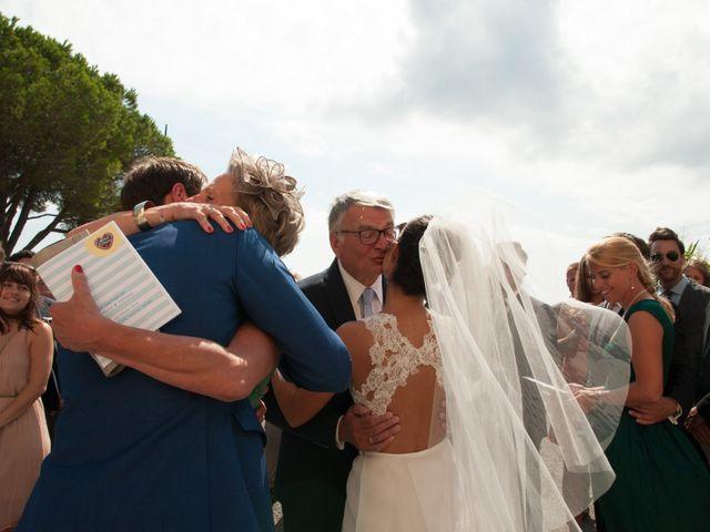 Le mariage de Chrystelle et Nicolas à Saint-Tropez, Var 60