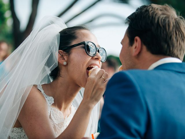 Le mariage de Chrystelle et Nicolas à Saint-Tropez, Var 63