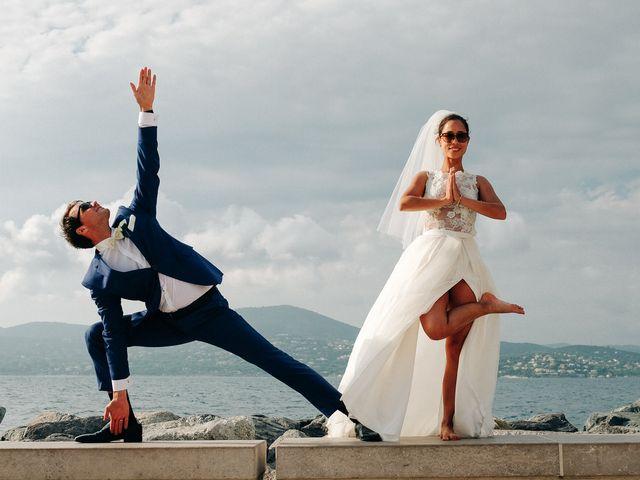 Le mariage de Chrystelle et Nicolas à Saint-Tropez, Var 68