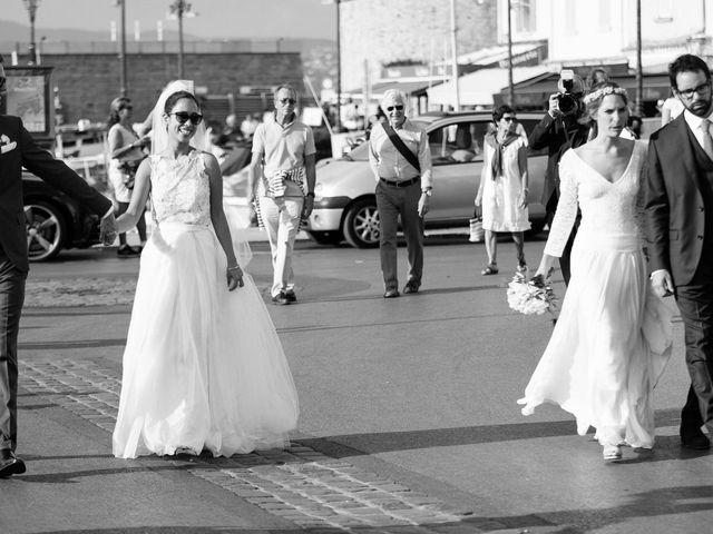 Le mariage de Chrystelle et Nicolas à Saint-Tropez, Var 71