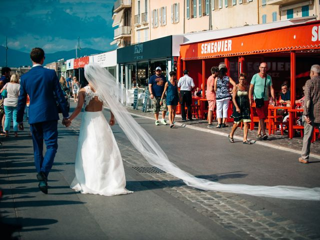 Le mariage de Chrystelle et Nicolas à Saint-Tropez, Var 72