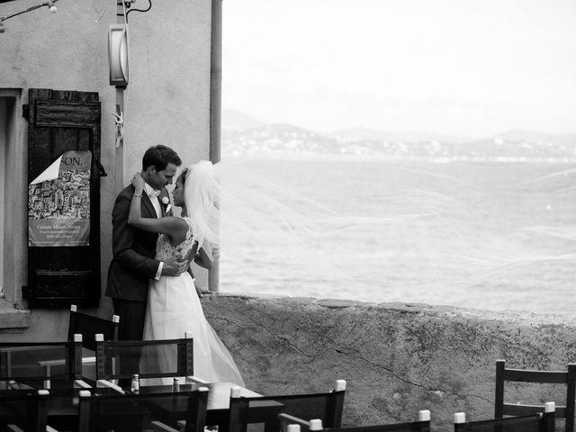 Le mariage de Chrystelle et Nicolas à Saint-Tropez, Var 73