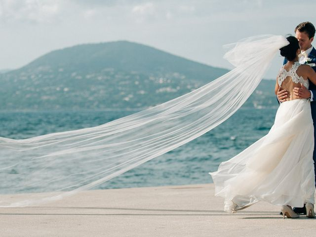 Le mariage de Chrystelle et Nicolas à Saint-Tropez, Var 76