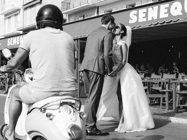Le mariage de Chrystelle et Nicolas à Saint-Tropez, Var 77